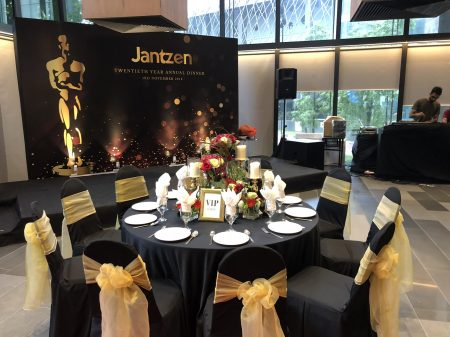 The Centrepiece - Jantzen (Annual Dinner)
