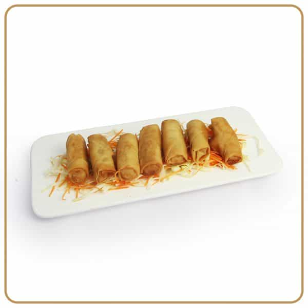 Buffet Catering - Spring Rolls