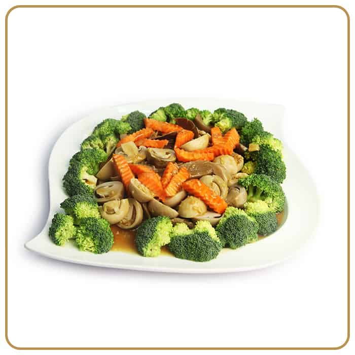 Buffet Catering - Three Combinations of Vegetables