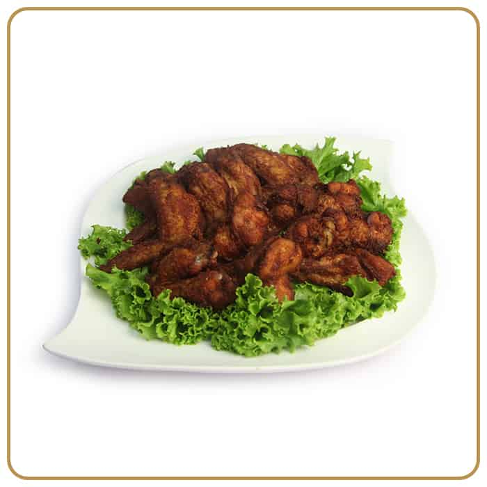 Buffet Catering - Five Spices Chicken Wings