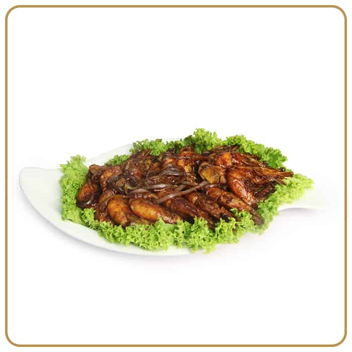 Buffet Catering - Superior Soy Sauce Prawns