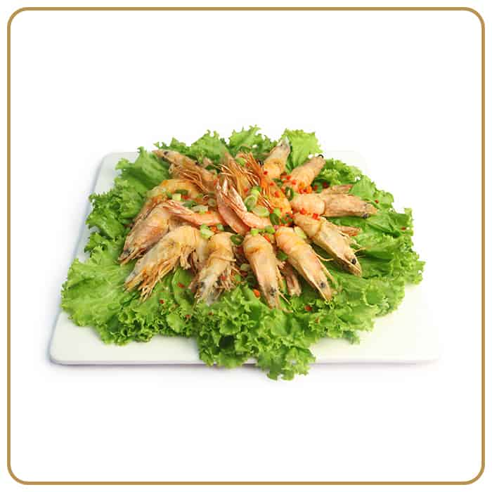 Buffet Catering - Salty Style Fried Prawns