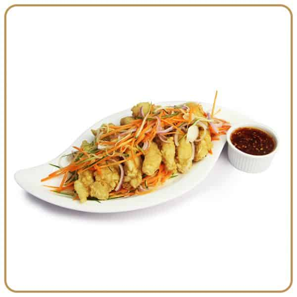 Buffet Catering - Thai Style Fish Fillet