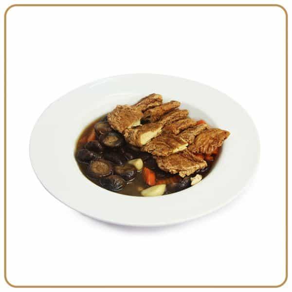 Buffet Catering - Braised Mushroom & Beancurd