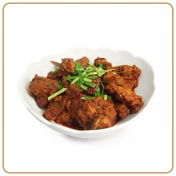 Buffet Catering - Rendang Chicken