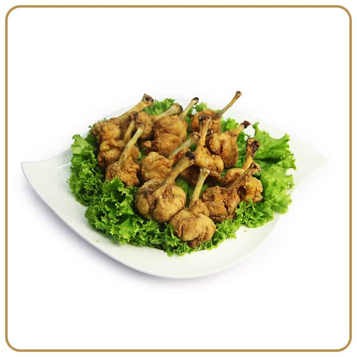 Buffet Catering - Fried Boxing Chicken