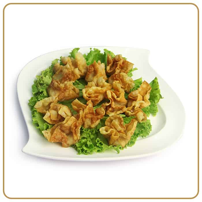 Buffet Catering - Fried Wanton with Shrimp