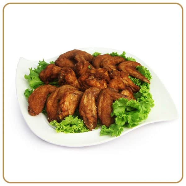 Buffet Catering - Crispy Fried Chicken Wings