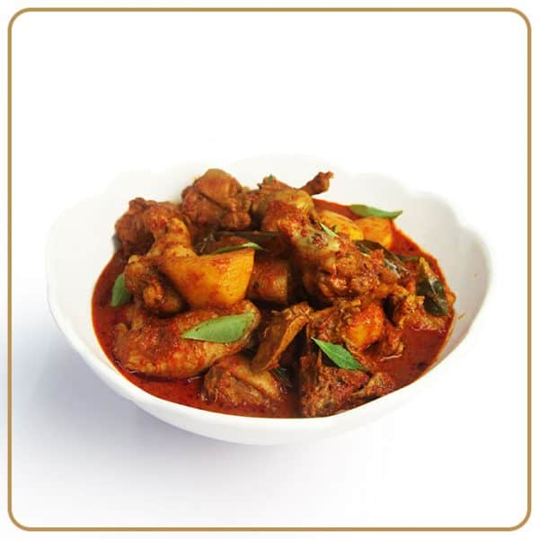 Buffet Catering - Signature Curry Chicken