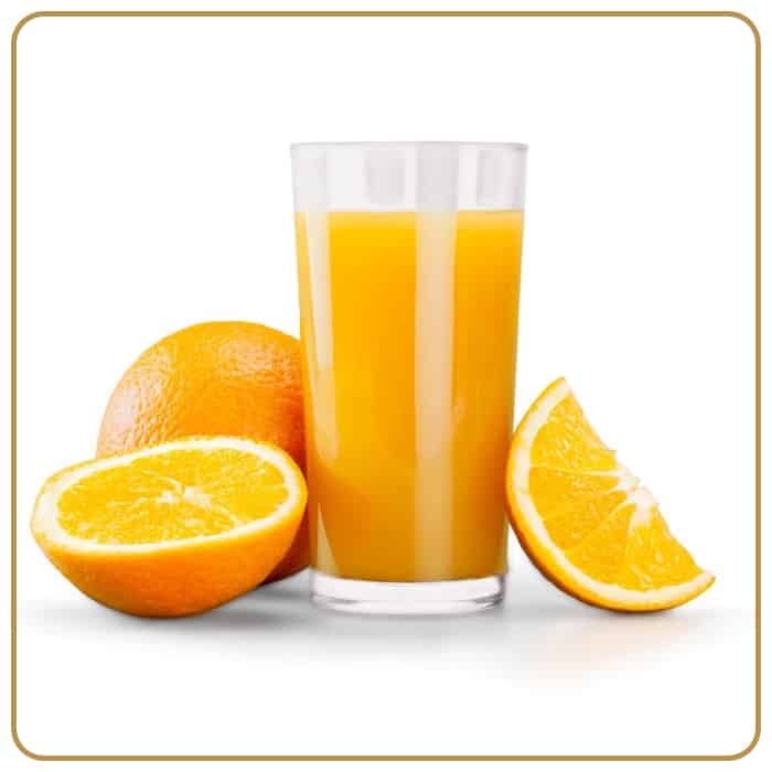 Buffet Catering - Orange Cordial